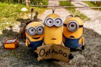 Minions: Adorable animated spinoff sputters late